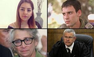הגיבורים החדשים של השנה (צילום: חדשות 2, ספיר סבח, Miriam Alster/FLASH90, עידו ארז)
