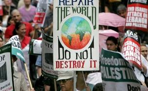 """""""הצביעות מתפשטת בעולם"""" (צילום: רויטרס)"""