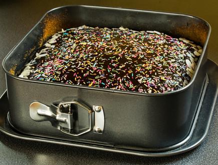 עוגת שוקולד בחושה (צילום: gregflat, Thinkstock)