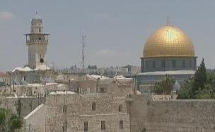 """ארה""""ב נגד ההכרה בירושלים (צילום: חדשות 2)"""