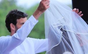 החתונה של עידן וליהי (צילום: דנה זומר)