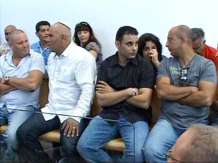 שוטרים הורשעו בנסיון לחיסול מור. ארכיון (צילום: חדשות 2)