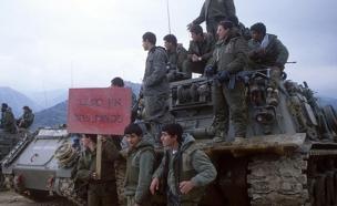 מלחמת לבנון הראשונה (צילום: חדשות 2)