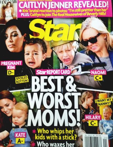 צהובון סטאר מדרג את האמהות הגרועות בהוליווד