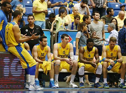 הלם בצד הצהוב (אלן שיבר) (צילום: ספורט 5)