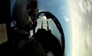 פיתרון לטייסי הקרב (צילום: חדשות 2)