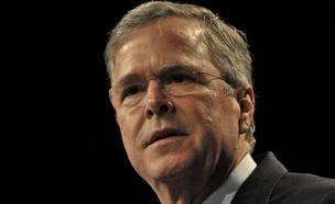 ג'ב בוש (צילום: חדשות 2)