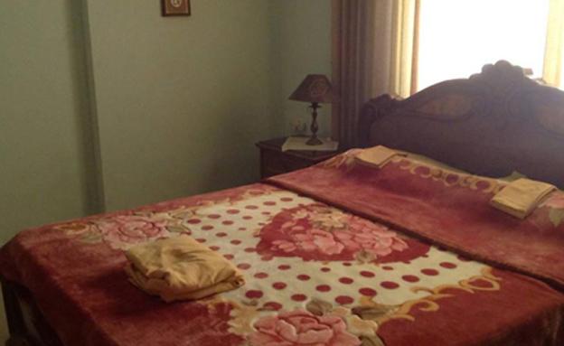 אחת הדירות (צילום: צילום מסך airbnb)