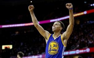 סטפן קרי בגמר ה-NBA משחק מס' 6 (צילום: Ezra Shaw, GettyImages IL)