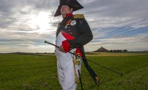 2-- שנה לקרב האחרון של נפוליאון (צילום: רויטרס)
