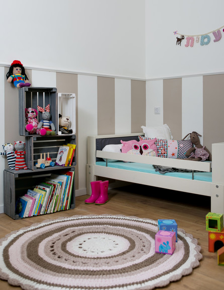 דקלה גלזר, גובה, חדר ילדים (2) (צילום: שירן כרמל)