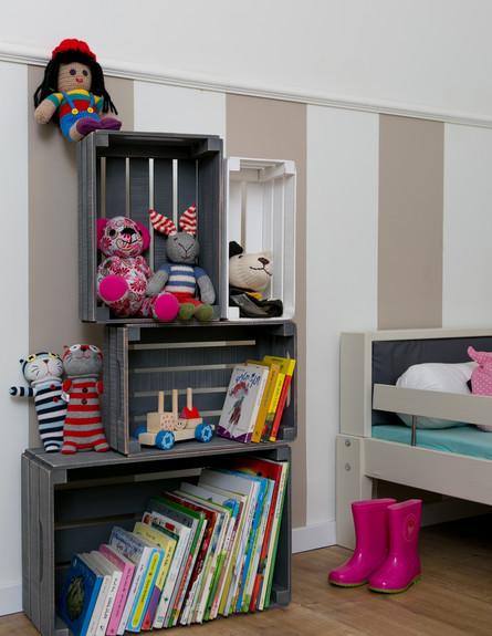 דקלה גלזר, גובה, חדר ילדים (צילום: שירן כרמל)