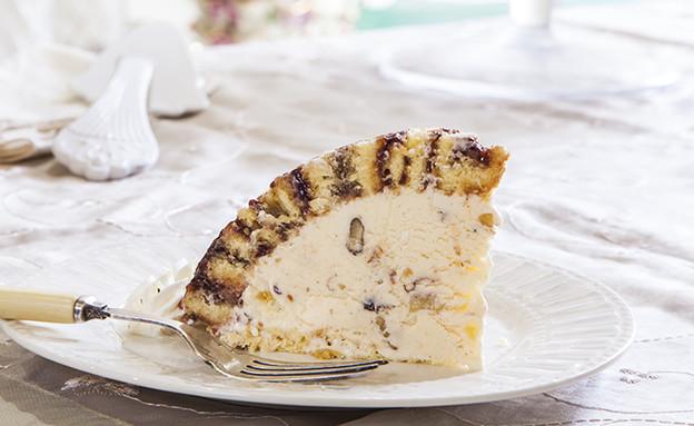 שרלוט גלידת מסקרפונה (צילום: אסף אמברם, אוכל טוב)