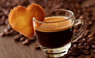 קפה אספרסו (צילום: Shutterstock,  יחסי ציבור )