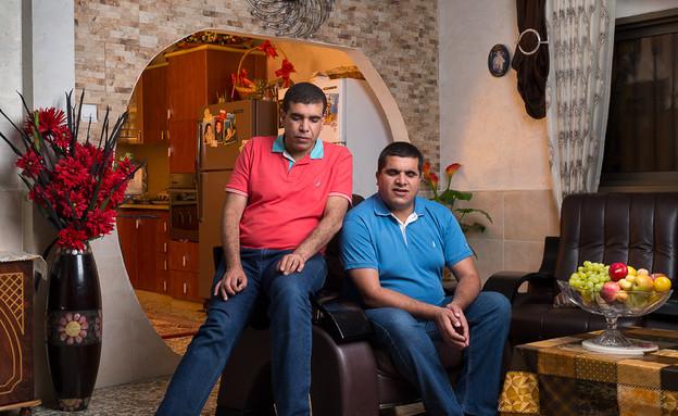 האחים בדיר (צילום: יונתן בלום)
