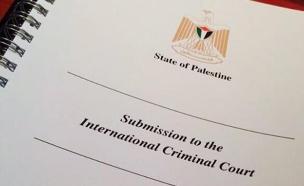 המסמכים שהגישו הפלסטינים בהאג