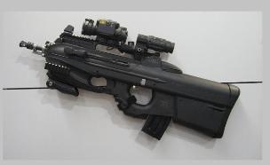 רובה FN F2000 (צילום: FNH USA)