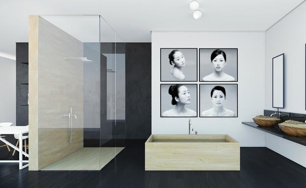 אדריכלים מעצבים גינדי (צילום: הדמיה אורלי שרם)