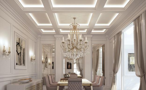 אדריכלים מעצבים גינדי (צילום: הדמיה עודד לביא)