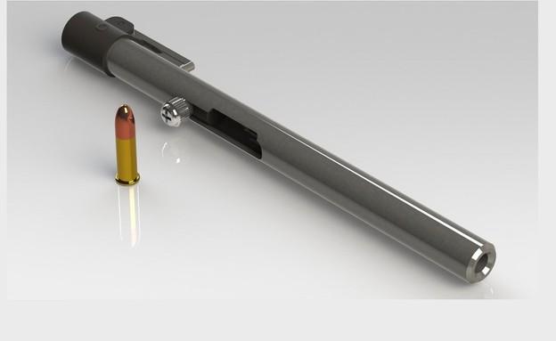עט יורה (צילום: grabcad.com)