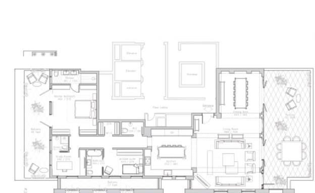 אדריכלים מעצבים גינדי (צילום: הדמיה עודד-לביא)