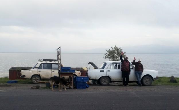 אגם סוואן 2 (צילום: יובל-ג'וב הרגיל)