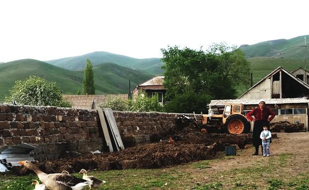 חווה (צילום: יובל-ג'וב הרגיל)