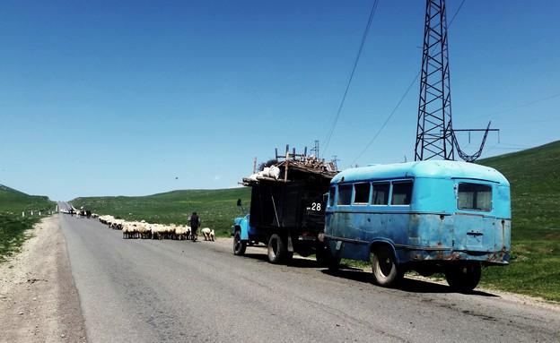 טיול ג'יפים בארמניה (צילום: יובל-ג'וב הרגיל)