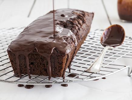 עוגת שוקולד וצ'ילי  (צילום: אסף אמברם, אוכל טוב)