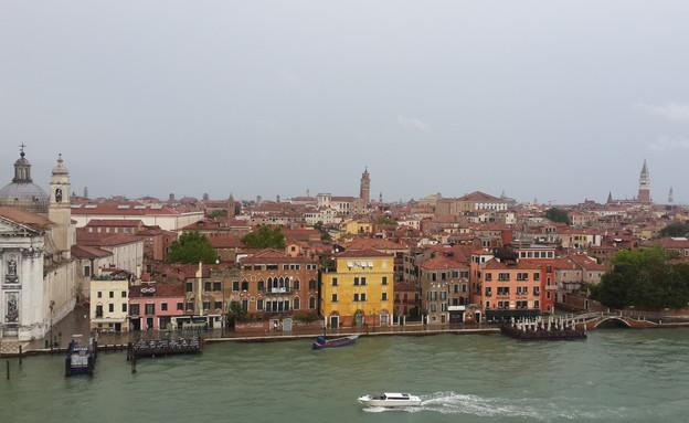 שיט ים תיכוני, ונציה  (צילום: קליה מור)