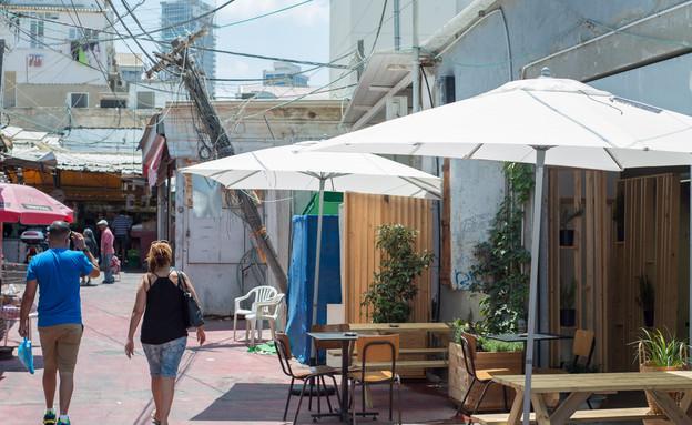 מסעדת M25 (צילום: נמרוד סונדרס)