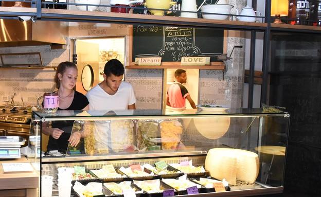 מסעדת פיורי (צילום: אביב חופי, אוכל טוב)