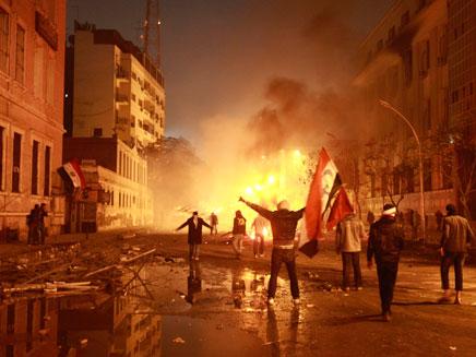 חשש מהתלקחות עימותים ברחובות (צילום: רויטרס)