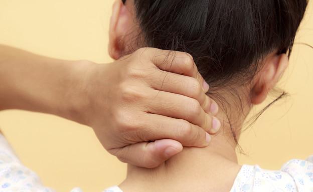 קנאקים בצוואר (צילום: אימג'בנק / Thinkstock)
