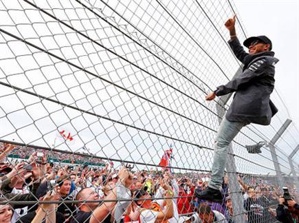 שמר על הגדר, המילטון (gettyimages) (צילום: ספורט 5)