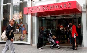 ביקור אחרון בחנות הצעצועים המיתולוגית של ניו יורק (צילום: רויטרס)