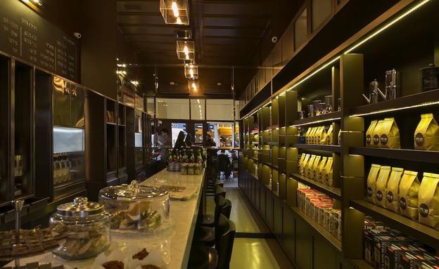 קפה מאה (צילום: שירן כרמל,  יחסי ציבור )
