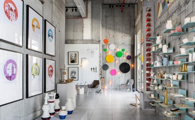 חנויות חדשות 04 סאגה, אמנים ומעצבים בעלי הכרה בארץ ובחו'ל (צילום: איתי בנית)