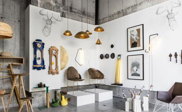 חנויות חדשות 04 סאגה, עיצוב פרימיום ישראלי (צילום: איתי בנית)
