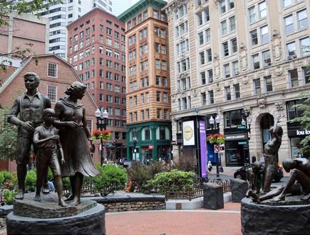 מרכז העיר בוסטון
