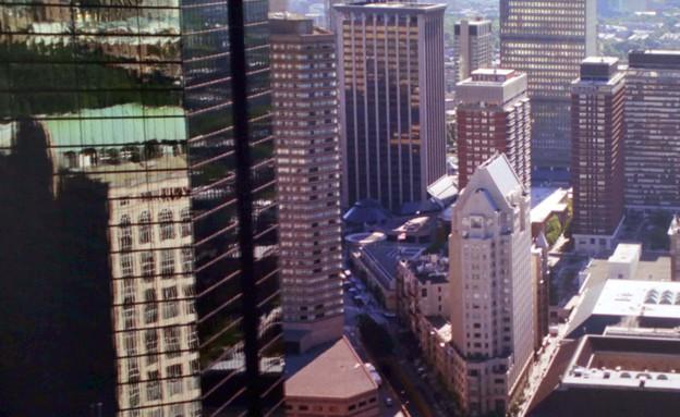תצפית על בוסטון (צילום: סיון פרג')