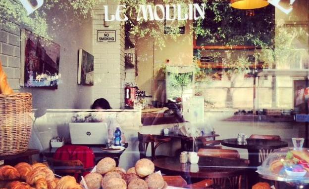 קפה לה מולאן (צילום: מיכל קליינברג,  יחסי ציבור )