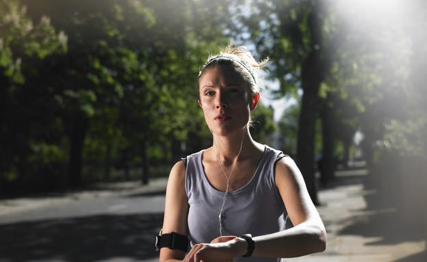 ריצה (צילום: אימג'בנק / Thinkstock)