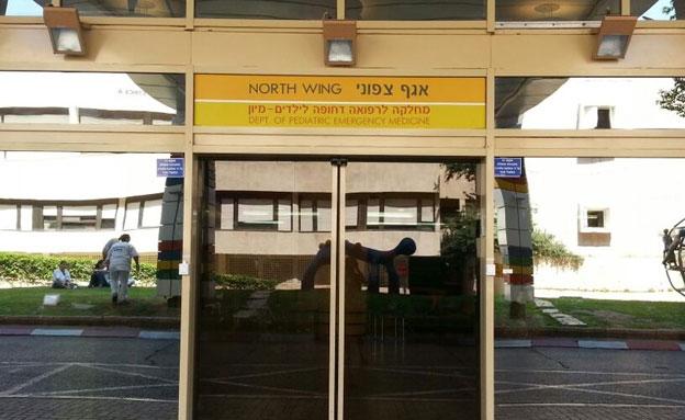 בית החולים תל השומר, ארכיון (צילום: חדשות 2)