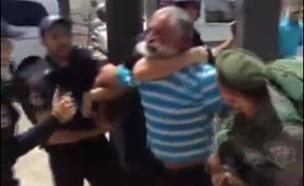ירושלים: המאבק על הבייגלה הפך לאלים