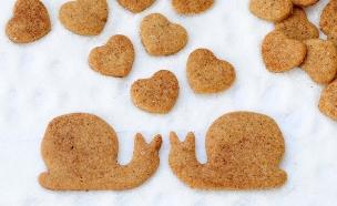 עוגיות קינמון פריכות (צילום: שרית נובק - מיס פטל, אוכל טוב)
