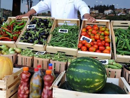 אלבאבור שוק (צילום: רובי קסטרו,  יחסי ציבור )