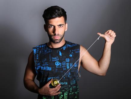 אליעד נחום (צילום: רמי זרנגר)