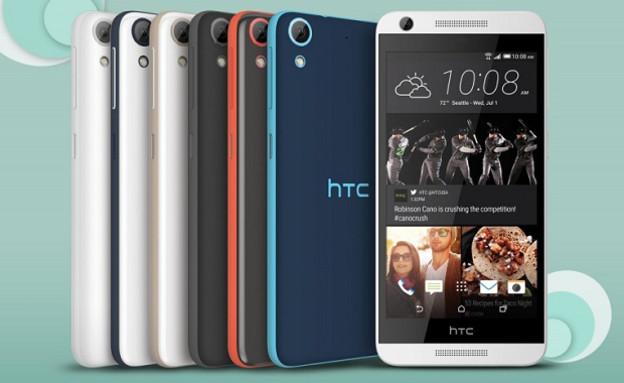 HTC Desire 626 (צילום: HTC)