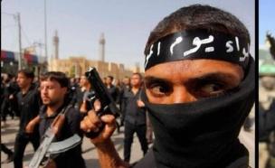 יחידת העילית של דאעש (צילום: twitter)